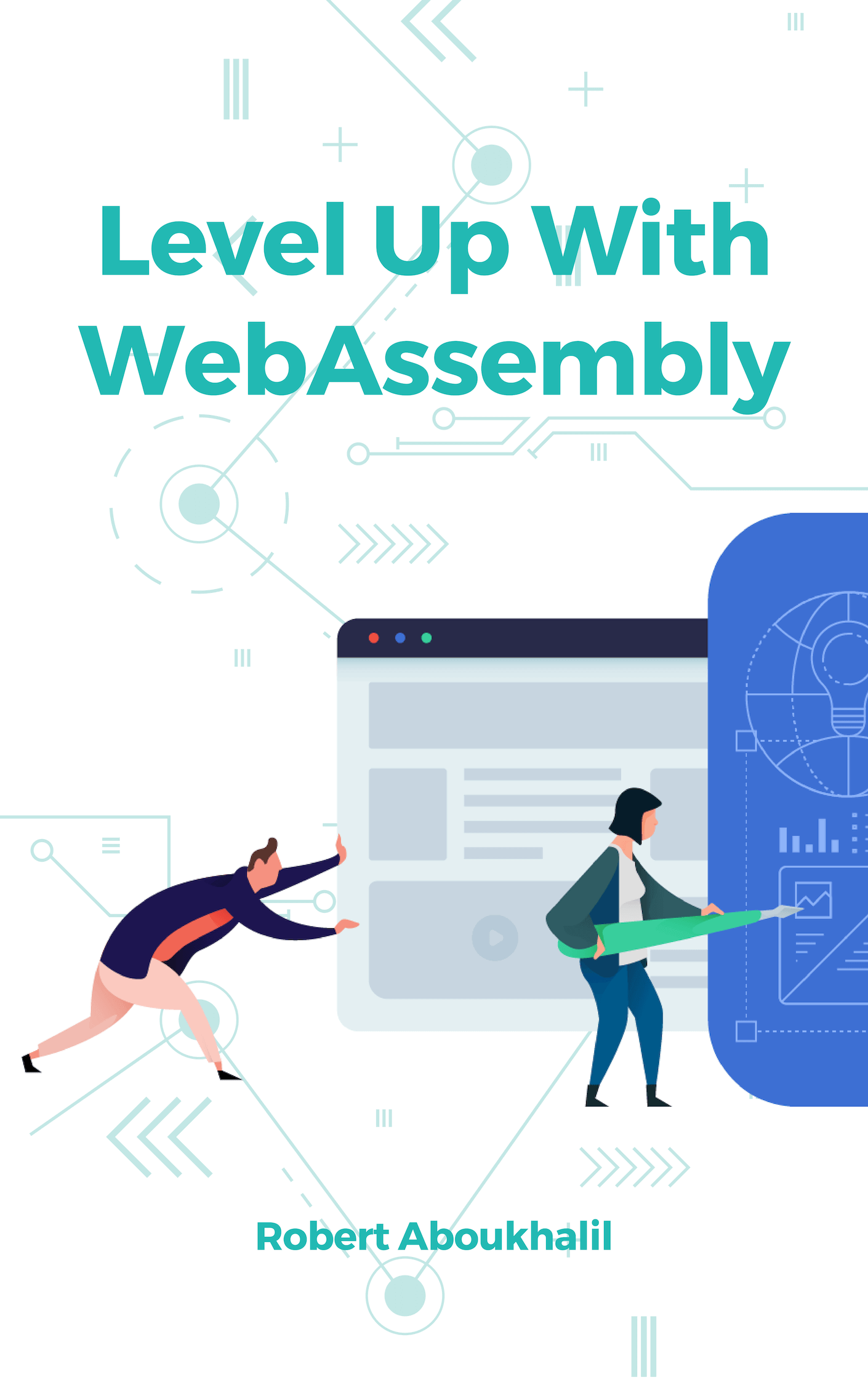 Level up with WebAssembly book cover